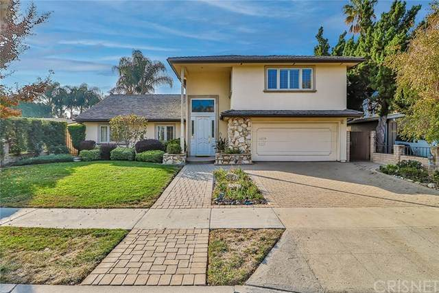 6409 Graves Avenue, Lake Balboa, CA 91406 (#SR20246180) :: Team Tami