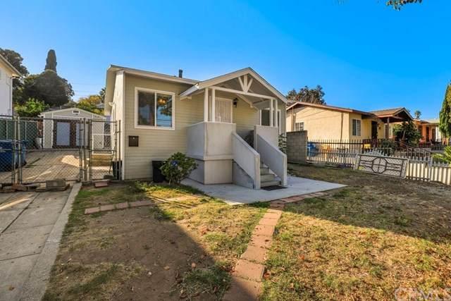 1209 N Chester Avenue, Inglewood, CA 90302 (#SB20241037) :: Crudo & Associates