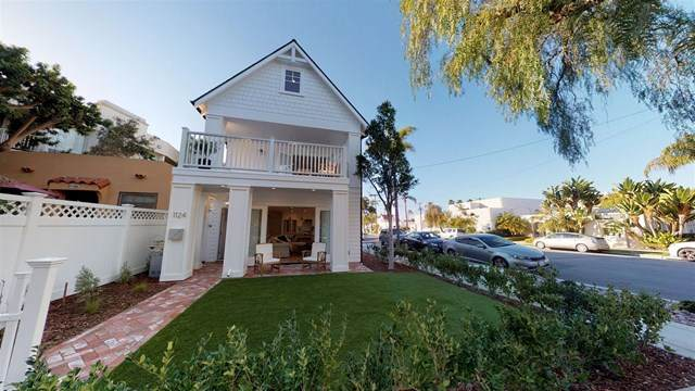 1124 8Th St, Coronado, CA 92118 (#200052634) :: RE/MAX Masters