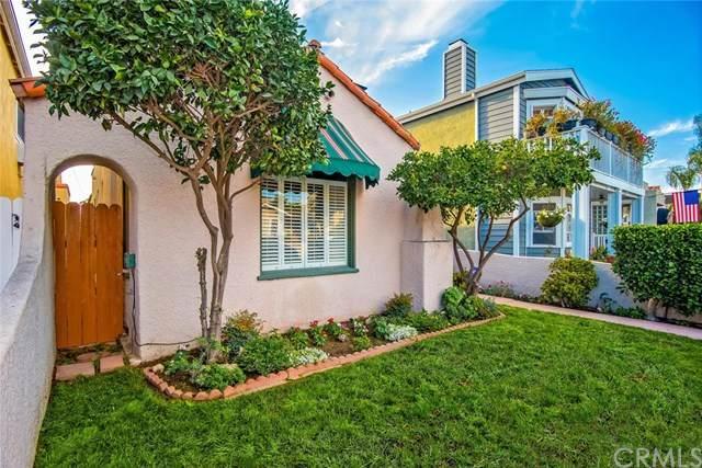 117 Pomona Avenue, Long Beach, CA 90803 (#PW20247160) :: Crudo & Associates