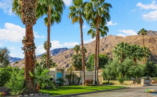167 E Morongo Road, Palm Springs, CA 92264 (#20663534) :: Team Forss Realty Group