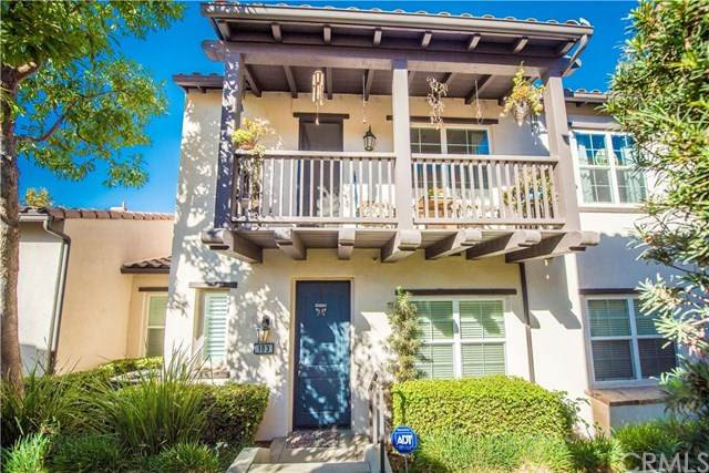 4312 Owens Street #103, Corona, CA 92883 (#IG20246611) :: American Real Estate List & Sell