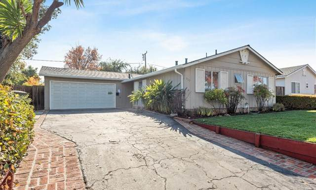 922 Leighton Way, Sunnyvale, CA 94087 (#ML81821525) :: Realty ONE Group Empire