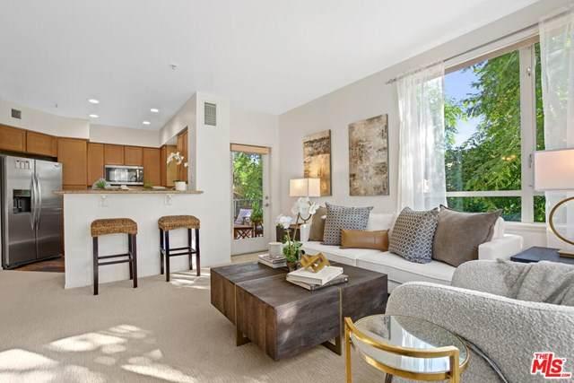 6400 Crescent Parkway #202, Playa Vista, CA 90094 (#20664110) :: Bathurst Coastal Properties