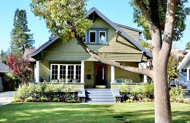 643 S Oak Knoll Avenue, Pasadena, CA 91106 (#P1-2448) :: RE/MAX Masters