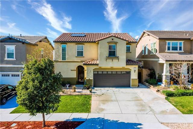 4742 Casillas Way, Fontana, CA 92336 (#PW20247285) :: Rogers Realty Group/Berkshire Hathaway HomeServices California Properties