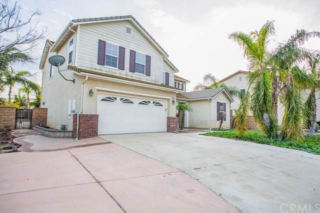 14519 Persimmon Court, Eastvale, CA 92880 (#WS20247198) :: Rogers Realty Group/Berkshire Hathaway HomeServices California Properties