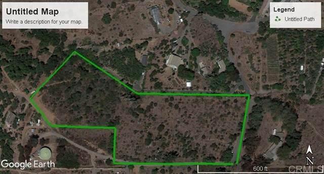 7-acres San Gabriel Way, Valley Center, CA 92082 (#NDP2003012) :: Bathurst Coastal Properties