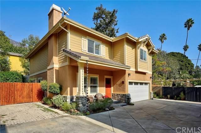21 E Alegria Avenue, Sierra Madre, CA 91024 (#AR20234847) :: American Real Estate List & Sell