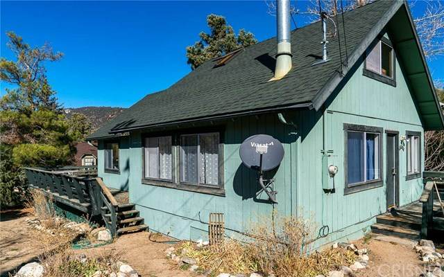 15501 Live Oak Way, Pine Mountain Club, CA 93222 (#SR20246209) :: The Veléz Team