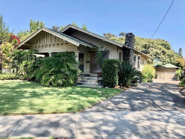 706 Garfield Avenue, South Pasadena, CA 91030 (#P1-2452) :: The Costantino Group | Cal American Homes and Realty