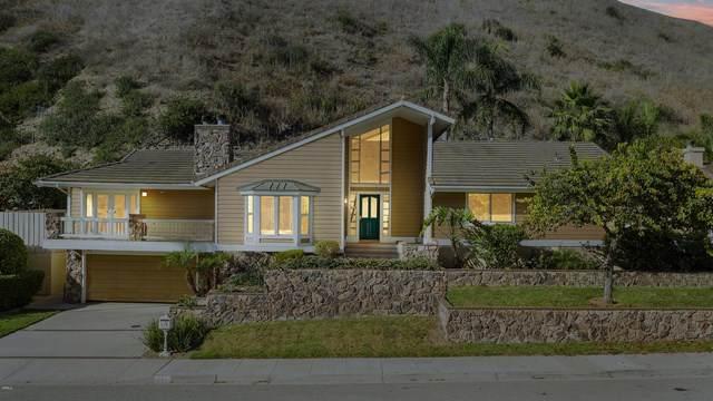 691 Aliso Street, Ventura, CA 93001 (#V1-2735) :: Go Gabby
