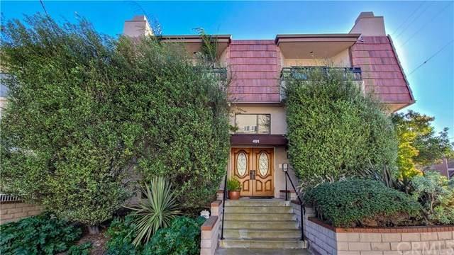 491 W 39th Street #5, San Pedro, CA 90731 (#SB20245901) :: Bathurst Coastal Properties