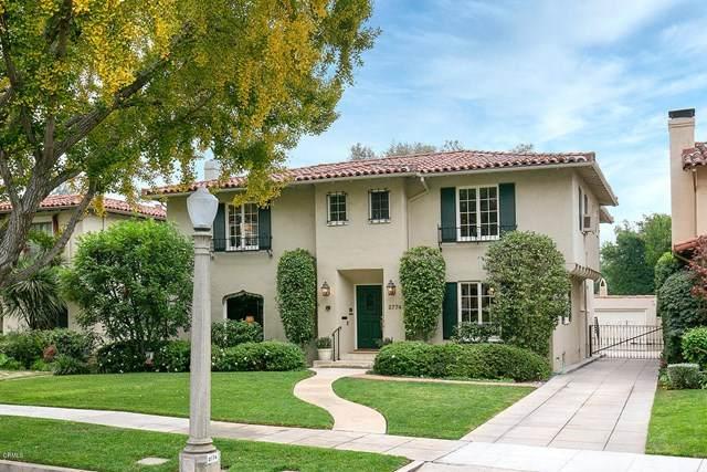 2774 Carlaris Road, San Marino, CA 91108 (#P1-2455) :: eXp Realty of California Inc.