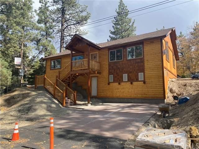 315 Northern Cross Drive, Big Bear, CA 92315 (#PW20247507) :: Crudo & Associates