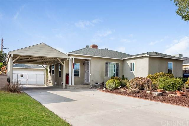 8043 Bellingham Avenue, North Hollywood, CA 91605 (#SR20244969) :: Steele Canyon Realty
