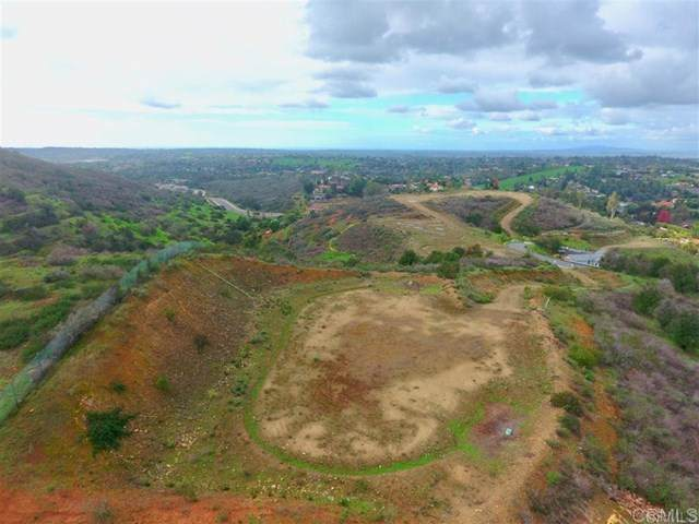 Lot 5 Sagewood Hills Road, Vista, CA 92084 (#NDP2003030) :: Team Tami