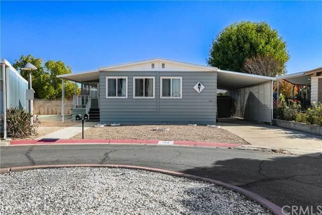 27601 Sun City Boulevard #143, Menifee, CA 92586 (#SW20247584) :: A|G Amaya Group Real Estate
