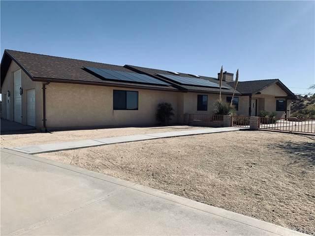 57579 Buena Suerte Road, Yucca Valley, CA 92284 (#JT20247559) :: A G Amaya Group Real Estate