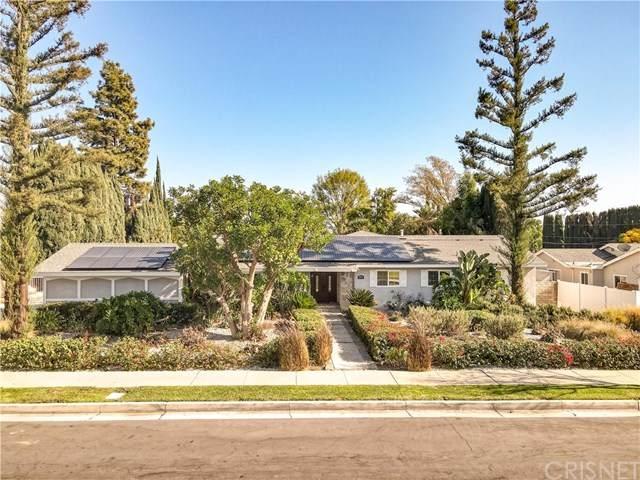 9910 Vanalden Avenue, Northridge, CA 91324 (#SR20247276) :: Steele Canyon Realty