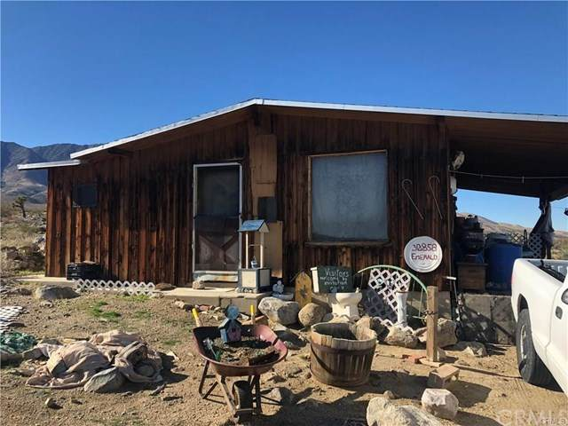 0 Emerald Road, Lucerne Valley, CA 92356 (#EV20246808) :: Arzuman Brothers