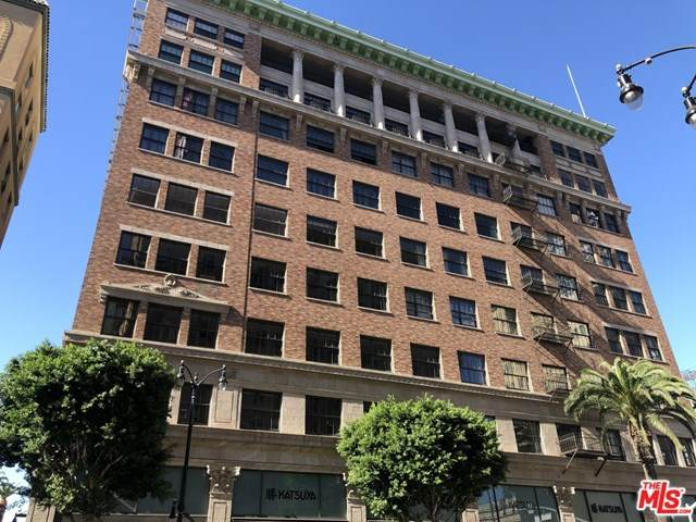 1645 Vine Street #513, Los Angeles (City), CA 90028 (#20664414) :: Rogers Realty Group/Berkshire Hathaway HomeServices California Properties