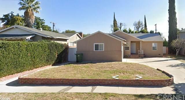 10154 Valjean Avenue, Granada Hills, CA 91343 (#SR20247789) :: The Costantino Group | Cal American Homes and Realty