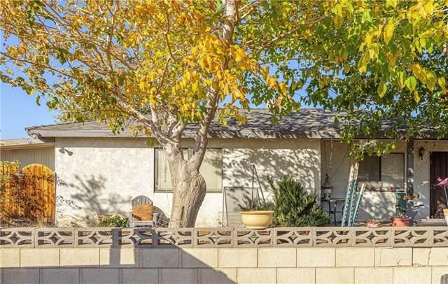 2533 E Avenue Q2, Lancaster, CA 93550 (#SR20247818) :: American Real Estate List & Sell