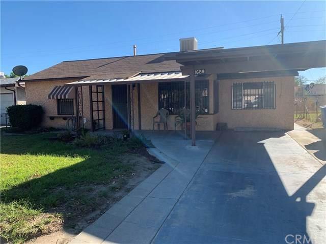 1689 W Vine Street, San Bernardino, CA 92411 (#IV20247836) :: Bathurst Coastal Properties