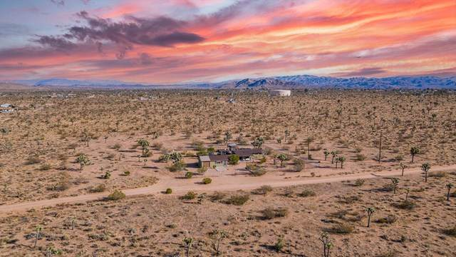 2979 Valley Vista Avenue, Yucca Valley, CA 92284 (#219053782PS) :: The Laffins Real Estate Team