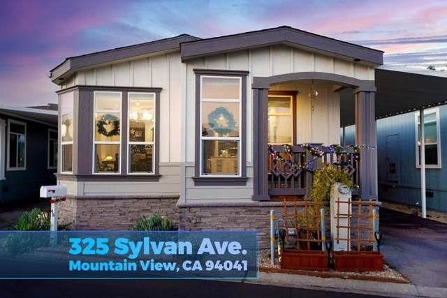325 Sylvan Avenue #45, Mountain View, CA 94041 (#ML81821402) :: Steele Canyon Realty