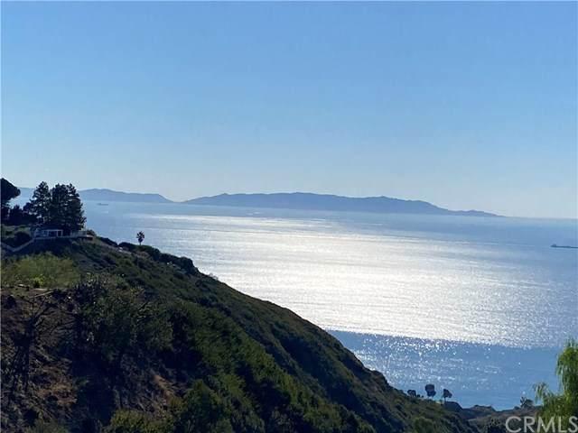 60 Portuguese Bend Road, Rolling Hills, CA 90274 (#PV20247927) :: Millman Team