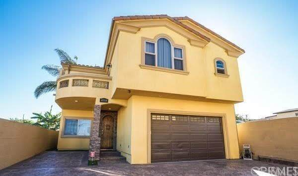 4718 W 167th Street, Lawndale, CA 90260 (#SR20247988) :: Brandon Hobbs Group