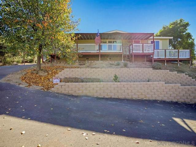 15095 Stevens Vista, Ramona, CA 92065 (#200052777) :: Brandon Hobbs Group