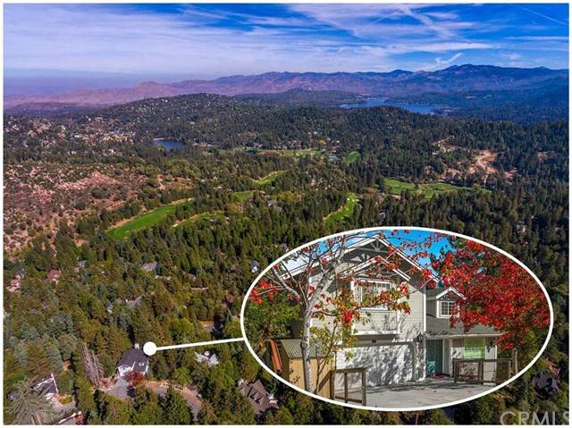 147 Cypress Drive, Lake Arrowhead, CA 92352 (#EV20247989) :: Steele Canyon Realty