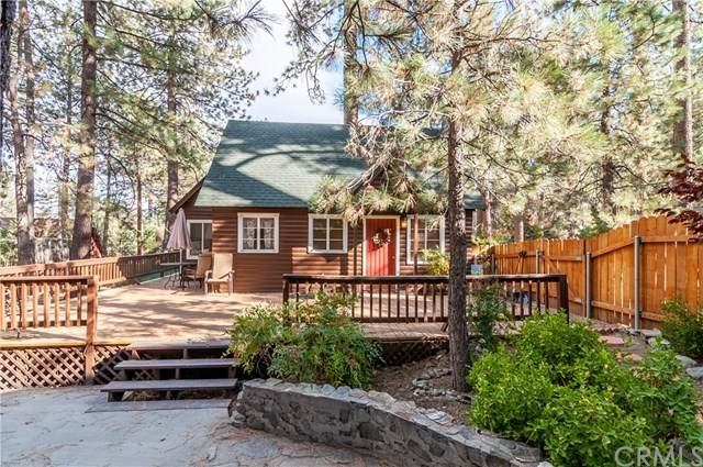 1838 Twin Lakes Road, Wrightwood, CA 92397 (#CV20248000) :: American Real Estate List & Sell