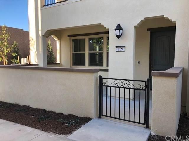139 Carlow, Irvine, CA 92618 (#CV20248003) :: Crudo & Associates