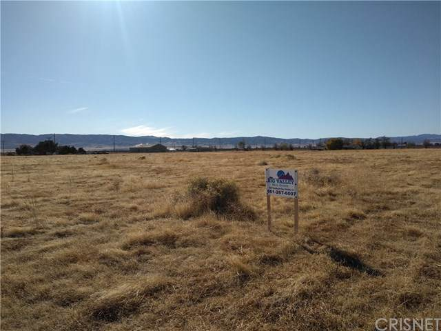 0 Vic Avenue G12 & 80th St W, Lancaster, CA 93536 (#SR20248080) :: Bathurst Coastal Properties
