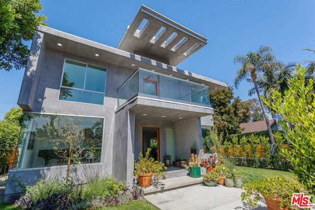 959 N Vista Street, Los Angeles (City), CA 90046 (#20664712) :: Team Tami