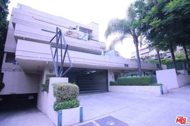 939 Palm Avenue #304, West Hollywood, CA 90069 (#20664786) :: Steele Canyon Realty