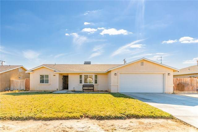 9830 Irene Avenue, California City, CA 93505 (#SR20248163) :: Bathurst Coastal Properties
