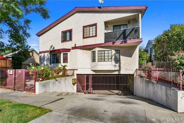 239 W Olive Street #4, Inglewood, CA 90301 (#PW20246388) :: Bathurst Coastal Properties