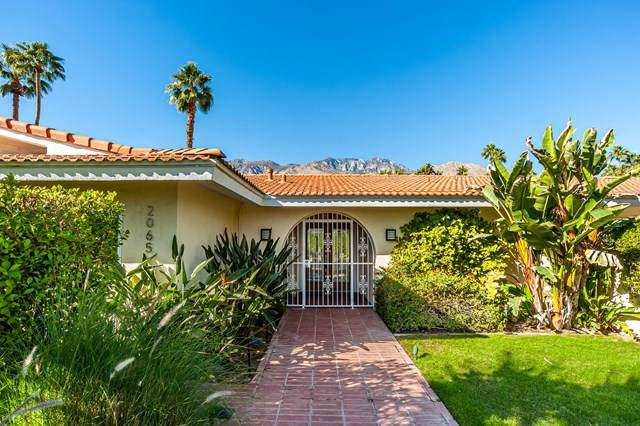 2065 S Tulare Drive, Palm Springs, CA 92264 (#219053803PS) :: American Real Estate List & Sell