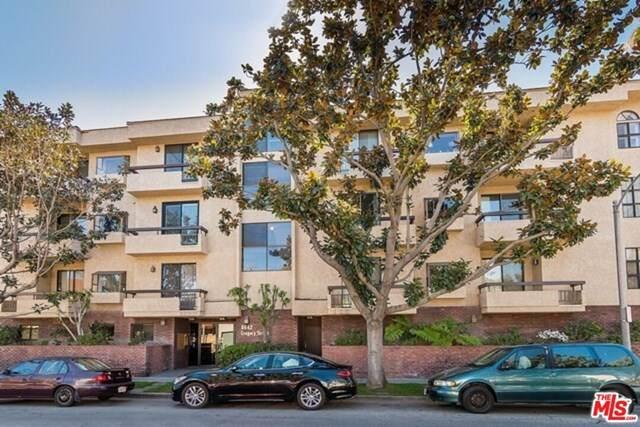 8642 Gregory Way #304, Los Angeles (City), CA 90035 (#20663518) :: Team Tami