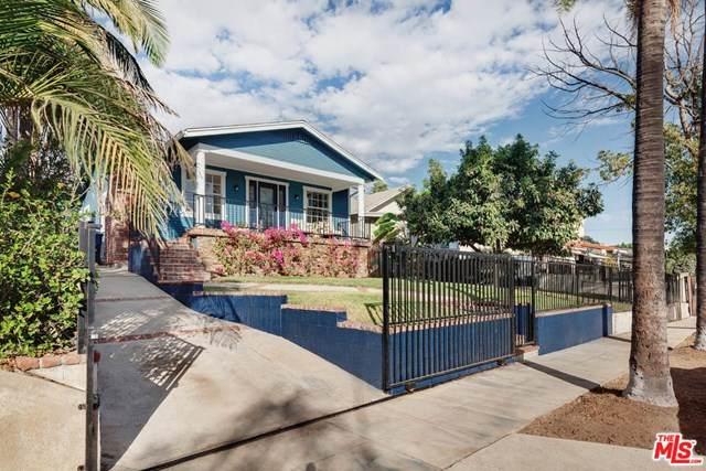 5041 Range View Avenue, Los Angeles (City), CA 90042 (#20664722) :: Bathurst Coastal Properties