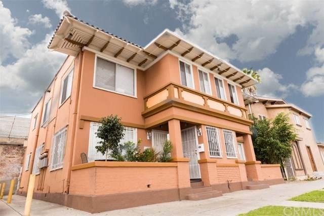 310 E 8th Street, Long Beach, CA 90813 (#RS20248293) :: RE/MAX Masters