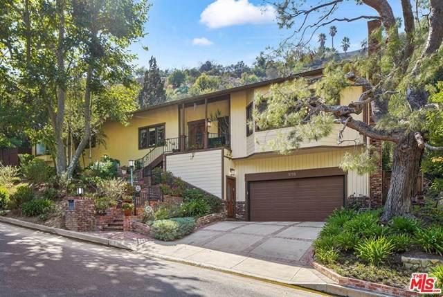 3715 Benedict Canyon Lane, Sherman Oaks, CA 91423 (#20629404) :: Crudo & Associates