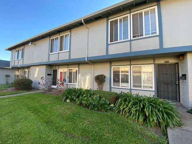 4111 Greenland Terrace, Fremont, CA 94555 (#ML81821705) :: Crudo & Associates