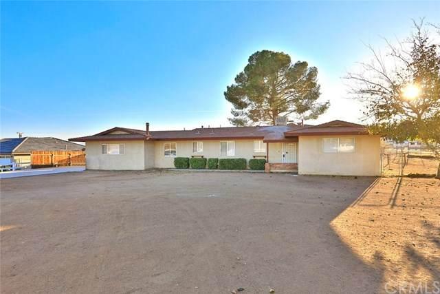 20387 Yuma Road, Apple Valley, CA 92307 (#CV20248321) :: Bathurst Coastal Properties