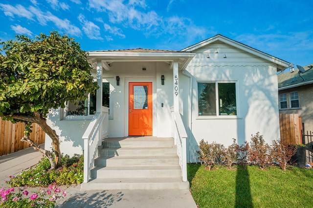 5409 Meridian, Highland Park, CA 90042 (#P1-2469) :: Crudo & Associates